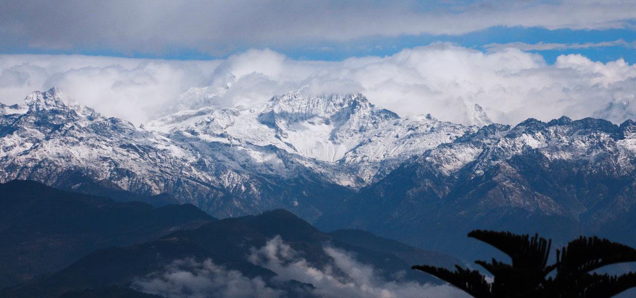 Nagarkot Himalayan Range